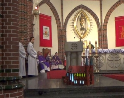 Wizytacja kanoniczna i Bierzmowanie